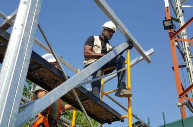 Renovaveis - Instalação de plantas solares